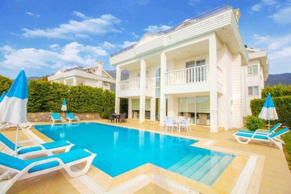 Villa Hisar Park A